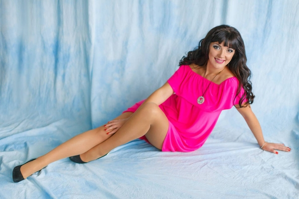 chic Ukrainian womankind from city Dnepr Ukraine