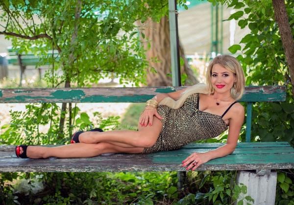 chic Ukrainian female from city Odessa Ukraine