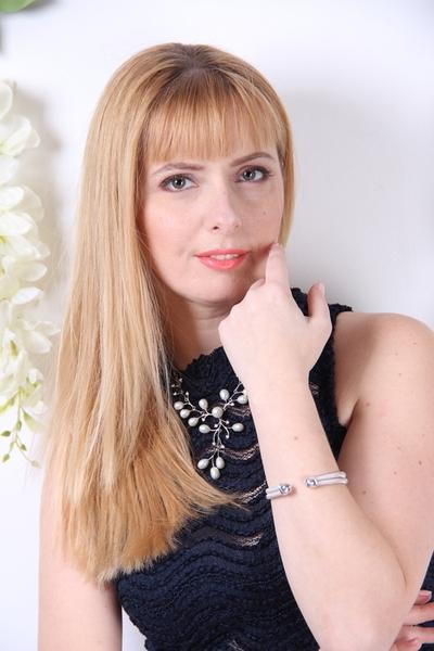 debonair Ukrainian female from city Kiev Ukraine