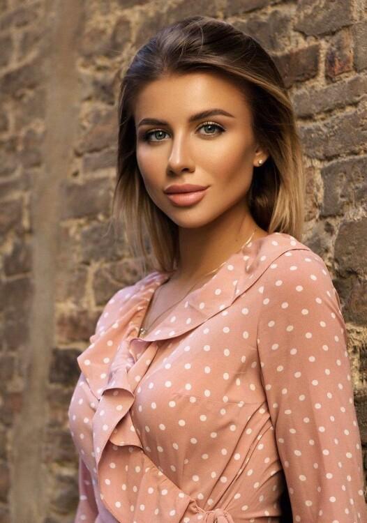 comely Ukrainian woman from city Lugansk Ukraine