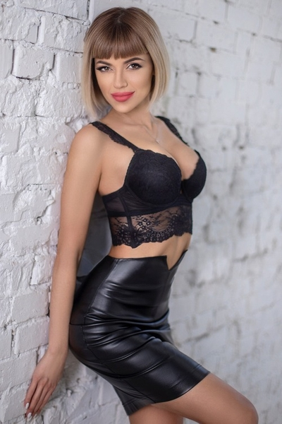 exciting Ukrainian womankind from city Kiev Ukraine