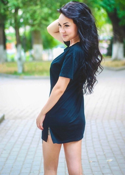 family-oriented Russian girl from city Simferopol Russia