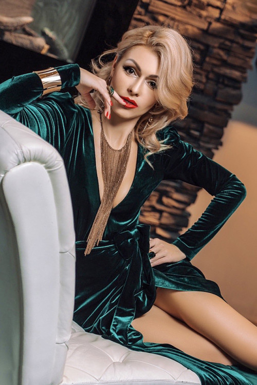 Ludmila find christian bride