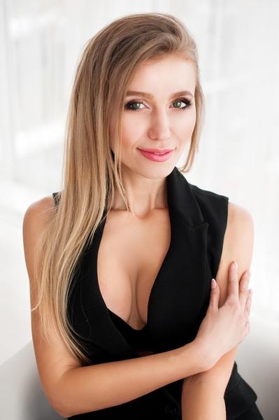 gentle Ukrainian womanhood from city  Kharkov Ukraine