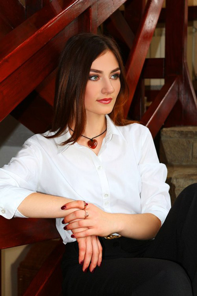 gentle Ukrainian female from city Sumy Ukraine