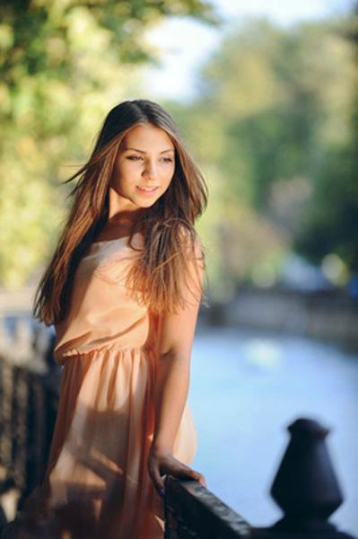 gentle Russian fiancee from city Simferopol Russia