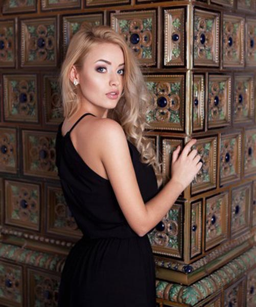 Russian dating glamorous single