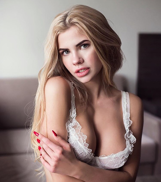 lovely Ukrainian femininity from city Kiev Ukraine