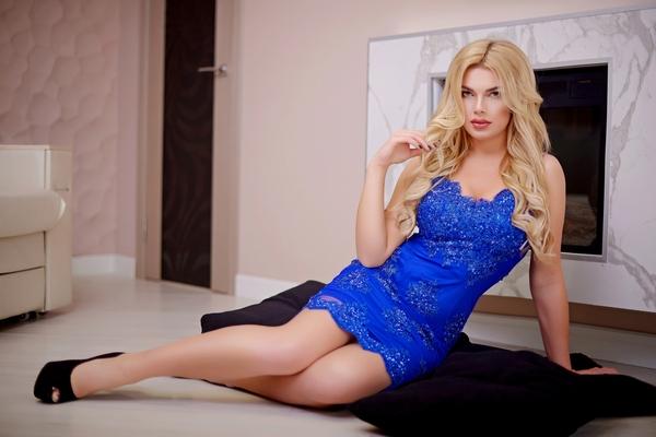 lovely Ukrainian female from city Kiev Ukraine
