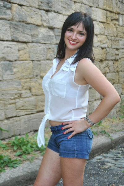 mild Ukrainian woman from city Nikolaew Ukraine