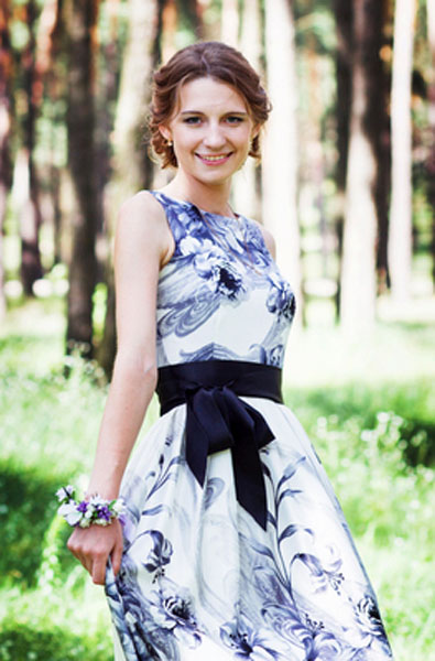nice-looking Ukrainian  bride from city Sumy Ukraine