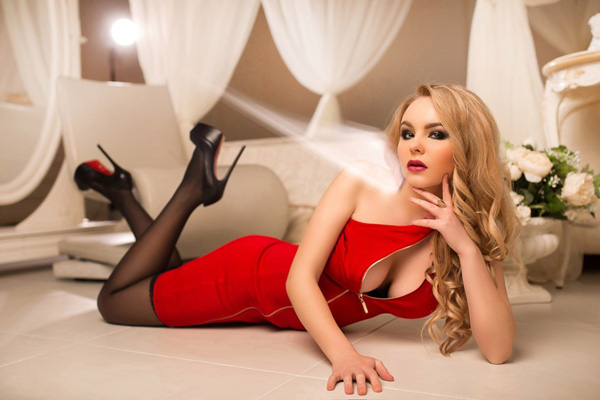 perfect Ukrainian bride from city Kiev Ukraine