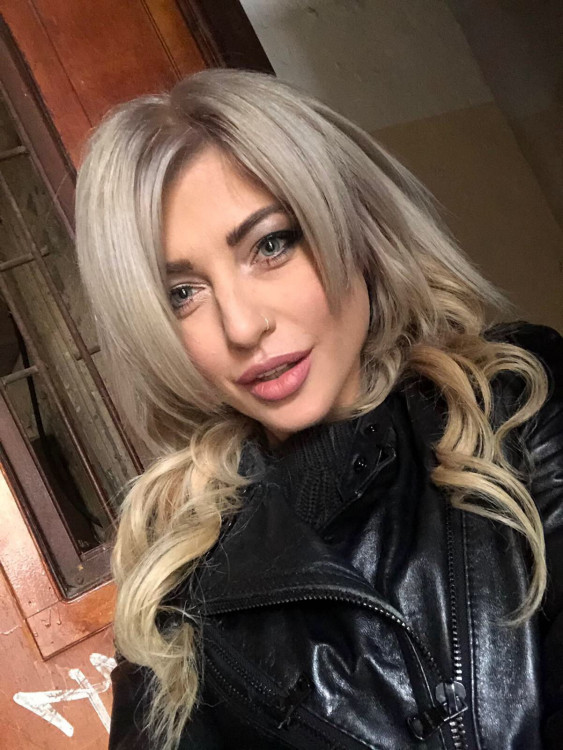 positive Ukrainian best girl from city Odessa Ukraine