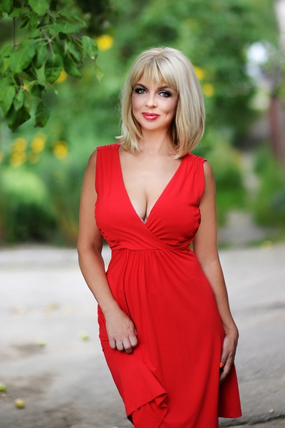 radiant Ukrainian womanhood from city Kharkov Ukraine