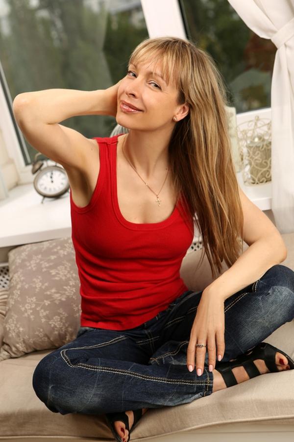 real Russian woman from city Krasnodar Russia
