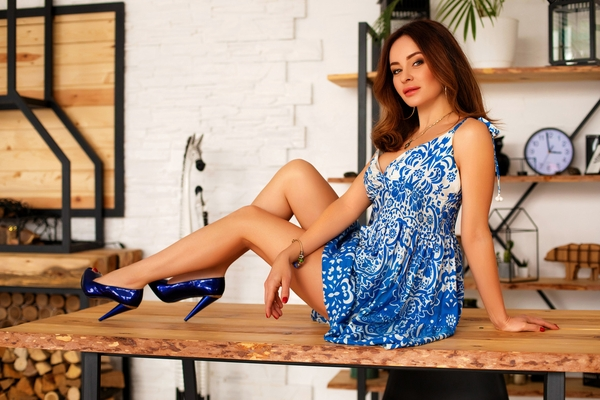 refined Ukrainian best girl from city Dnepr Ukraine