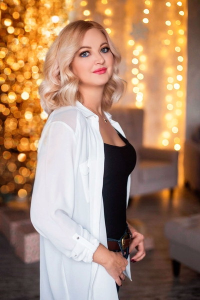 reliable Ukrainian femininity from city Kiev Ukraine