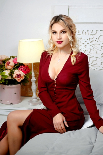 reliable Ukrainian marriageable girl from city Sumy Ukraine