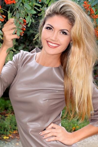 solar Ukrainian best girl from city Kharkov Ukraine