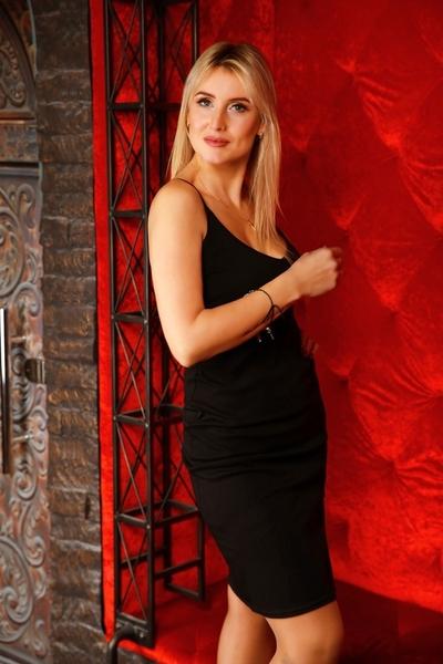 sports Ukrainian marriageable girl from city Odessa Ukraine