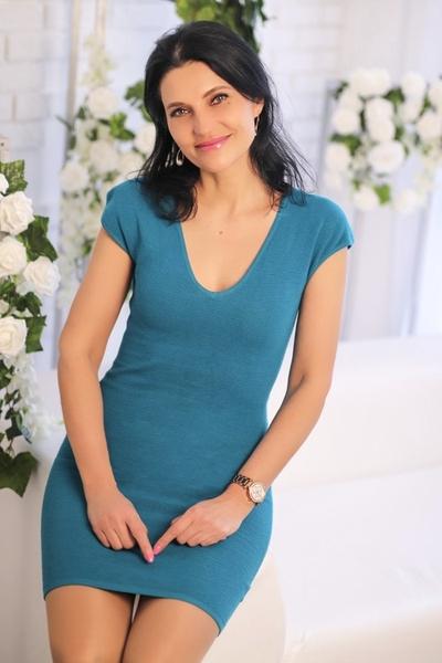 feminine Ukrainian lass  from city Odessa Ukraine