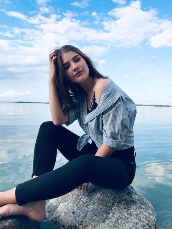 sweet Ukrainian womankind from city Vyshgorod Ukraine