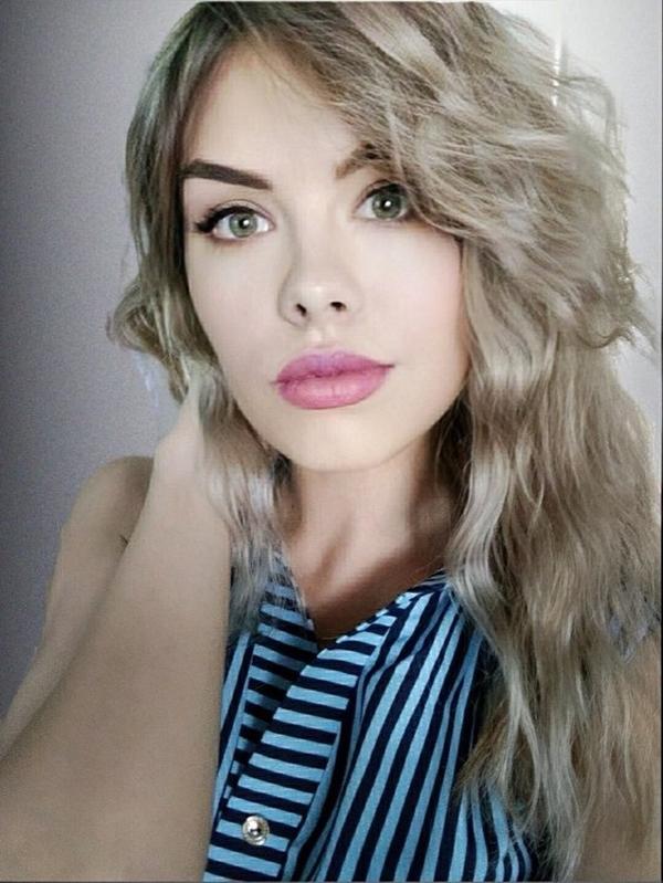 talented Ukrainian lass from city Mariupol Ukraine