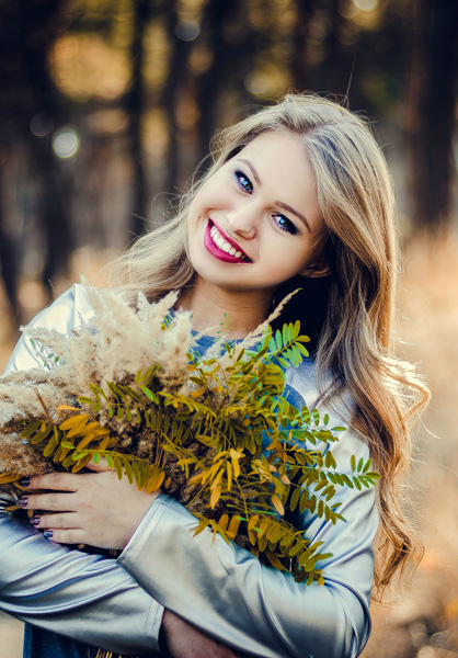 talented Ukrainian woman from city  Dnepropetrovsk Ukraine