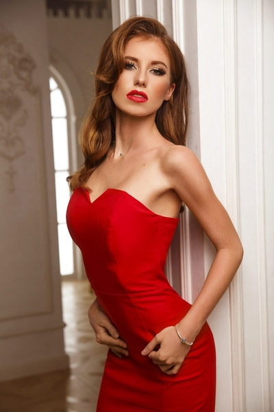 unmatched Ukrainian bride from city Lugansk Ukraine