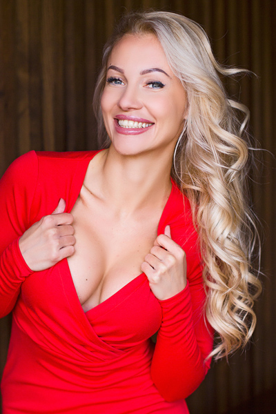 unmatched Ukrainian female from city Krivoy Rog Ukraine