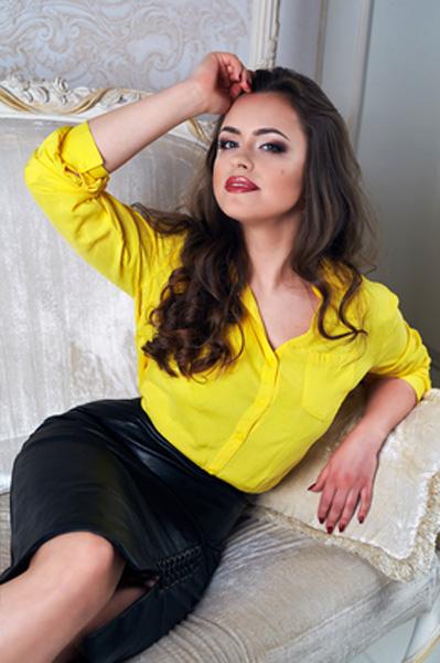 unmatched Ukrainian fiancee from city Kiev Ukraine