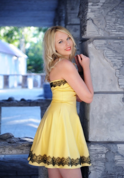 wonderful Ukrainian female from city Odessa Ukraine