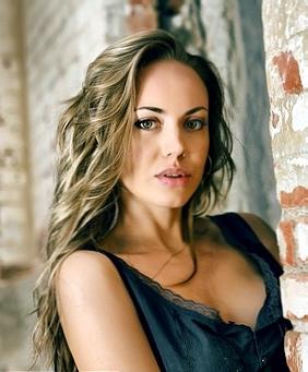 Beauty russian woman