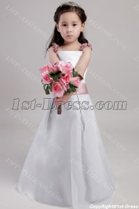 Elegant Little Girls Flower Girl Dresses 2018:1st
