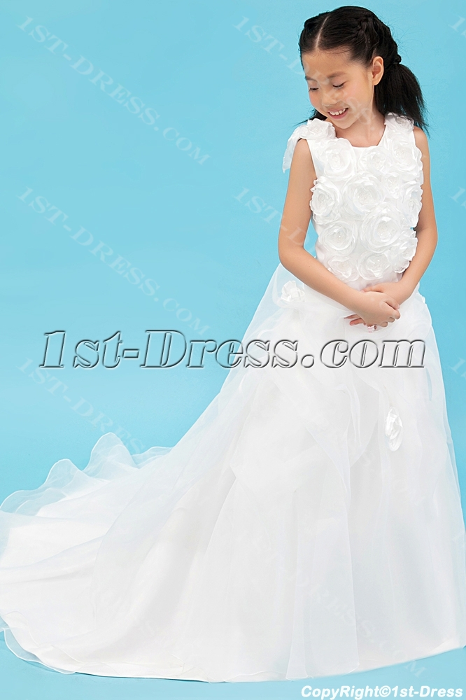 Image Result For Mini Bride Dresses With Train