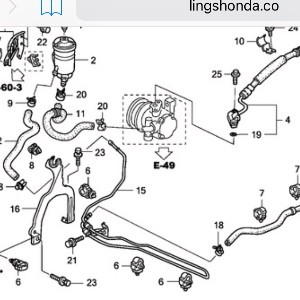 Find Used Honda power steering pump and parts