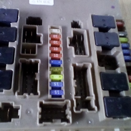 small resolution of renault clio under bonnet fusebox