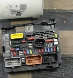 peugeot expert fuse box [ 1024 x 1024 Pixel ]