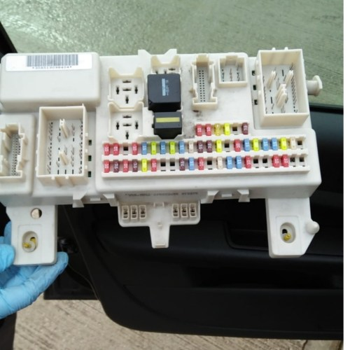 small resolution of ford focus body control module fusebox