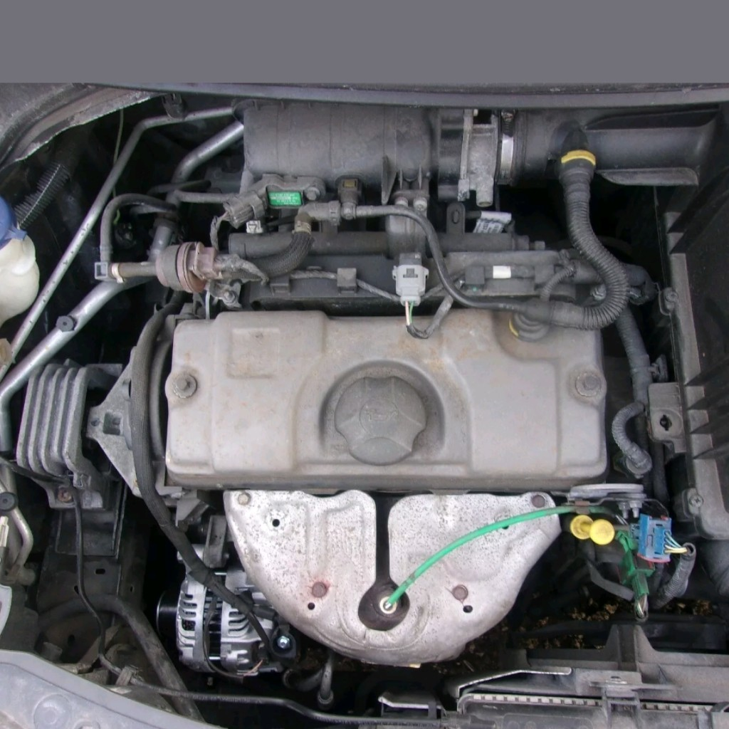 hight resolution of citroen c3 engine excl ancills petrol