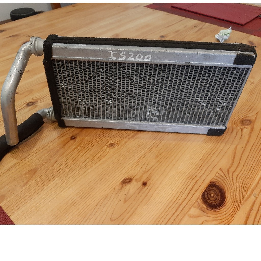 hight resolution of lexus is 200 heater core