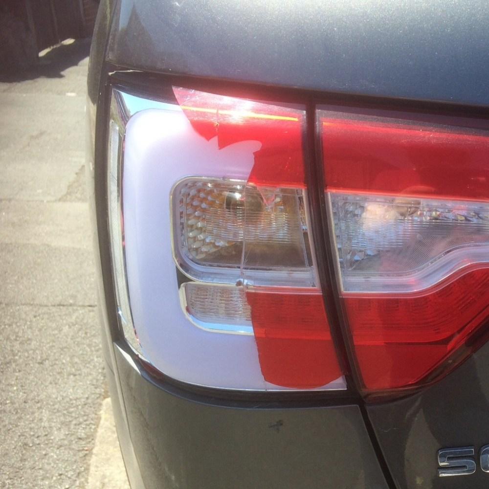 medium resolution of kia sorento fuel pump kia sorento tail light left