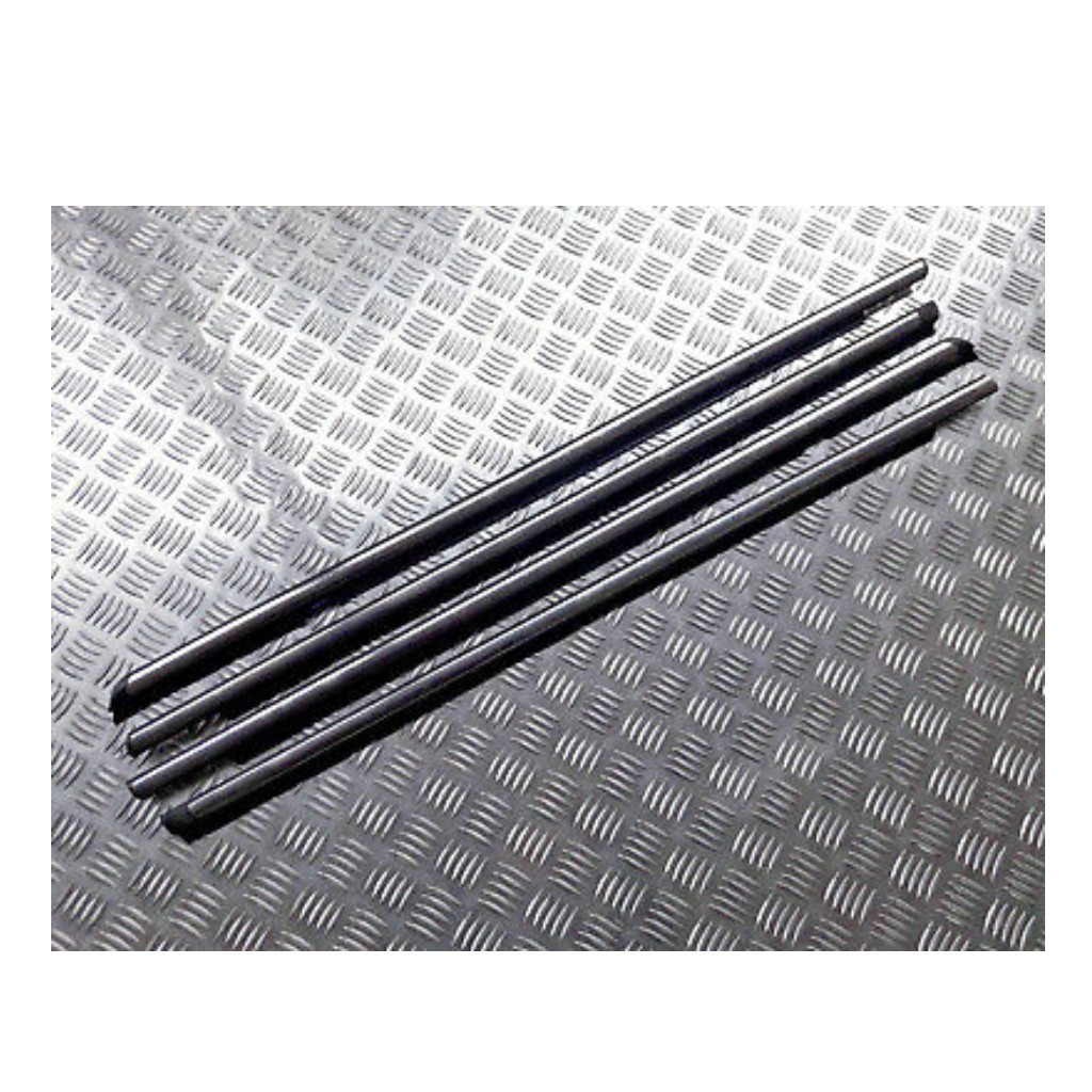 hight resolution of  vauxhall astra chrome door window trim rubber