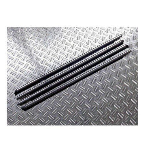 small resolution of  vauxhall astra chrome door window trim rubber