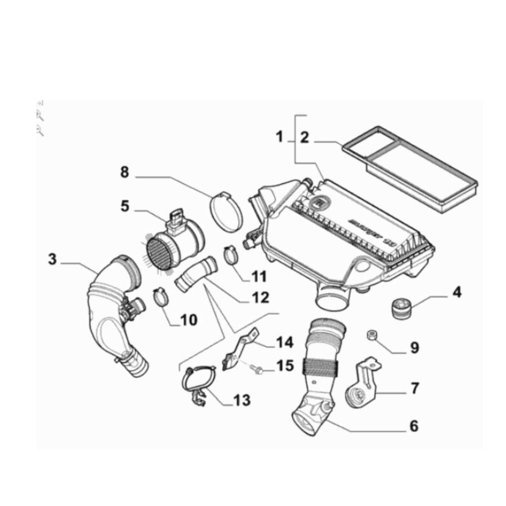 Find Used Fiat Doblo Cargo alternators and alternator parts