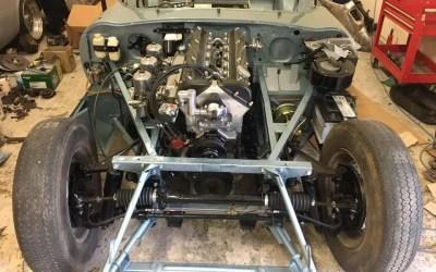 Jaguar E-Type Convertible