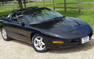 1995 Pontiac Trans Am