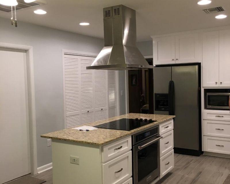 kitchen remodelers color cabinets pensacola remodeling contractor remodels