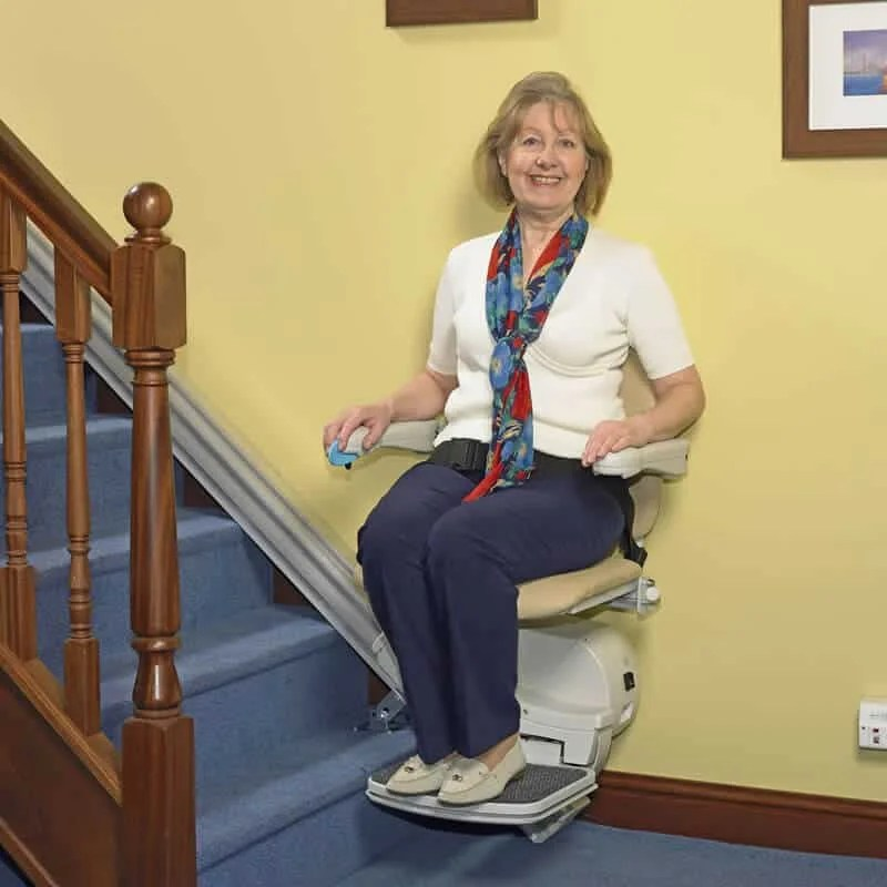950 Straight Stairlift from 1st Choice Stairlifts