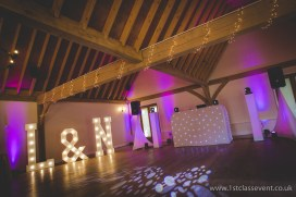 knebworth wedding disco